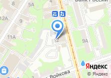 Компания «Григал» на карте