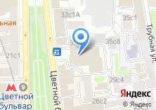 Компания «Аквадрат» на карте