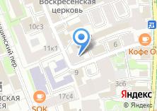 Компания «Жизненная помощь» на карте