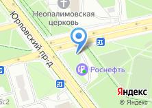 Компания «Шиномонтажная мастерская на Юрловском проезде» на карте