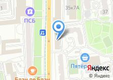 Компания «TORG PR» на карте