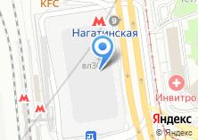 Компания «Сезам» на карте