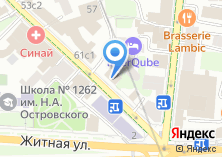 Компания «МосЕвроСтрой» на карте