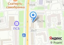 Компания «Всероссийский НИИ молочной промышленности» на карте