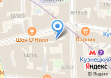 Компания «Гостевой дом» на карте