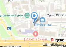 Компания «ПромКонВент» на карте