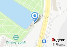 Компания «Екатерининский дворец» на карте