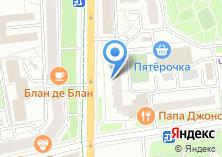 Компания «Министерство» на карте