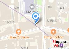 Компания «ВТБ Банк Москвы» на карте