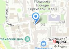 Компания «Авиа Лтд» на карте