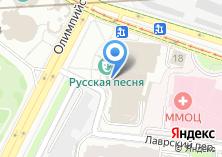 Компания «INGRAD» на карте