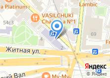 Компания «Архион» на карте