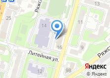 Компания «Гравер» на карте