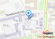 Компания «Эско Восток» на карте