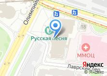 Компания «Русская песня» на карте