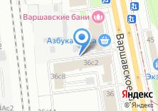 Компания «Сенсей Сервис» на карте