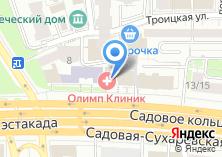 Компания «КСГ» на карте