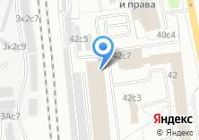 Компания «Принт-Отель» на карте
