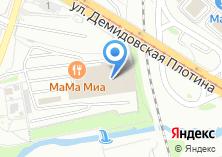 Компания «Drive IN» на карте
