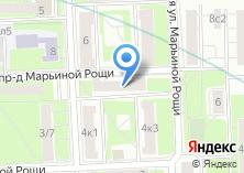 Компания «АминДент» на карте