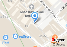 Компания «Детский ГУМ» на карте