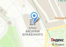 Компания «Покровский собор» на карте