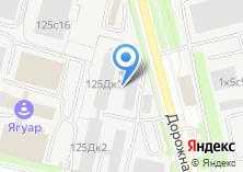 Компания «Сибирские колбасы» на карте