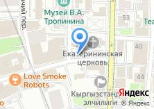 Компания «Щигринское Свято-Троицкое Братство» на карте