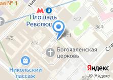 Компания «Храма Богоявления» на карте