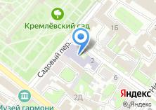 Компания «Тульская православная классическая гимназия» на карте
