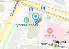 Компания «Freedom24ru» на карте