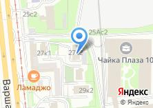 Компания «Управленческий центр Новоапостольской церкви в России» на карте