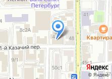 Компания «АЛРОСА на Казачьем» на карте