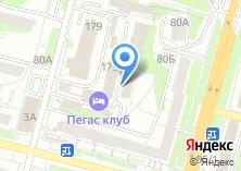 Компания «Модерн плюс» на карте