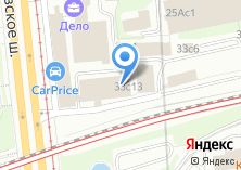 Компания «J play» на карте
