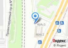 Компания «CareAuto -  Автосервис» на карте