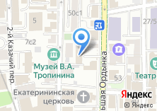 Компания «Посольство Израиля» на карте