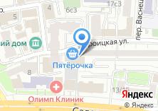 Компания «Баден-1» на карте