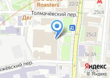 Компания «Росатом» на карте