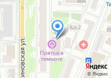 Компания «САБ БЕЗОПАСНОСТЬ» на карте