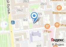 Компания «Малый Сухаревский 7» на карте