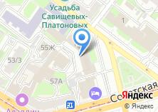 Компания «Плюс-строй.рф» на карте