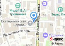 Компания «Храм Святой Великомученицы Екатерины на Всполье» на карте
