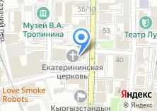 Компания «Иконописная мастерская во имя Петра и Павла» на карте