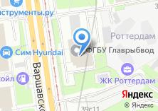 Компания «Столовая на Варшавском шоссе» на карте