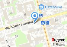 Компания «КРОВЕЛЬНЫЙ ЦЕНТР» на карте