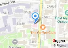 Компания «Милосердие» на карте