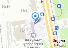 Компания «Морской персонал» на карте