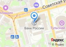 Компания «ЦБ РФ» на карте