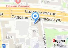 Компания «Курабье» на карте